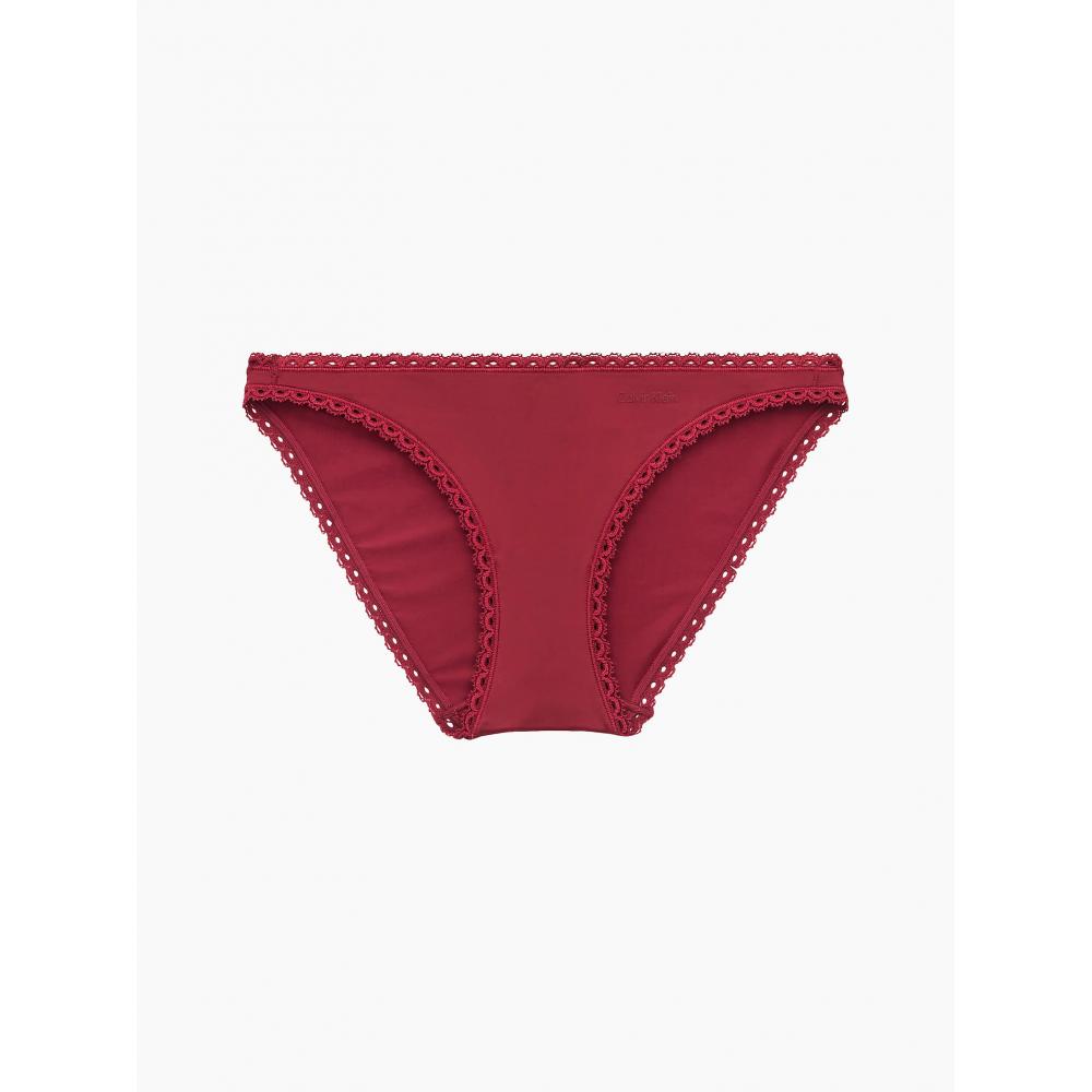 Calvin Klein Γυναικείο Σλιπ-Bikini με δαντέλα