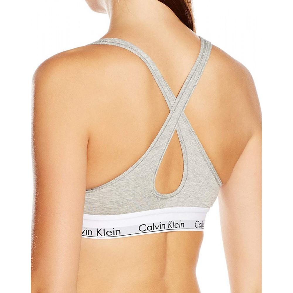 Calvin Klein Γυναικείο Μπουστάκι Με Αθλητική πλάτη Lined Bralette