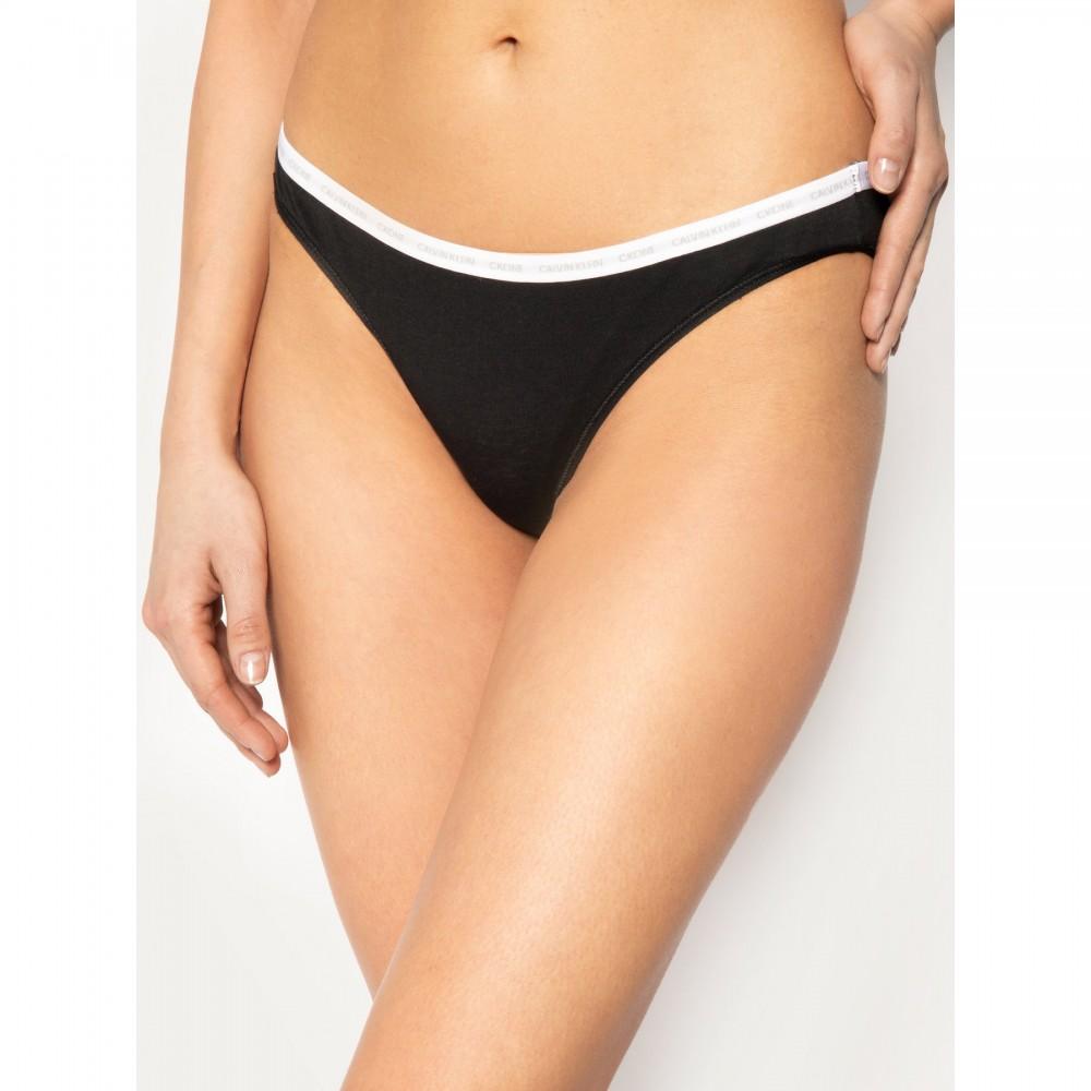 Calvin Klein Γυναικείο Σλιπ Bikini Συσκευασία 2 τεμαχίων