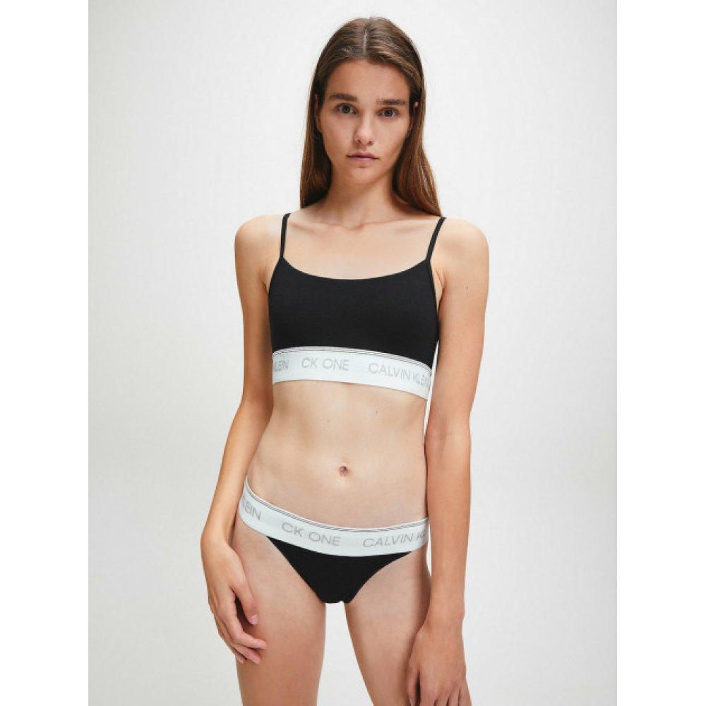 Calvin Klein Γυναικείο Μπουστάκι CK ONE Με Χαμηλή Πλάτη
