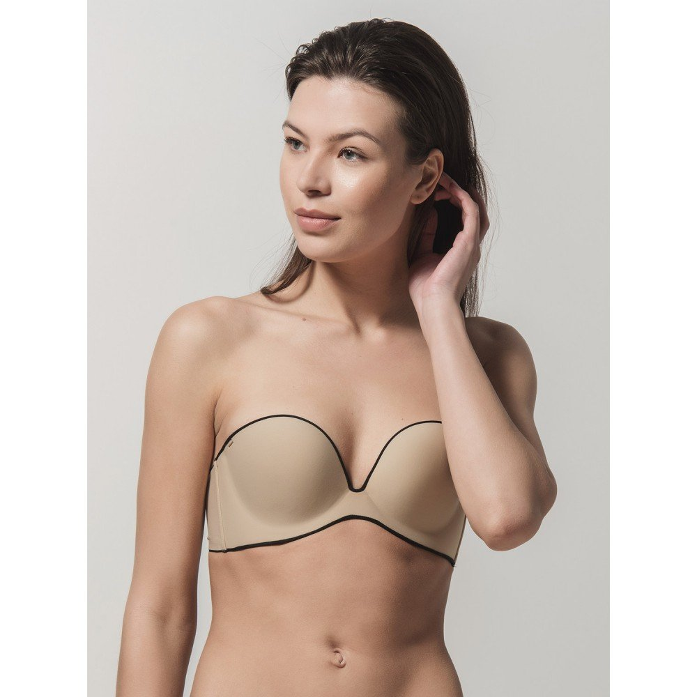 Luna Σουτιέν Strapless Miracle One Push Up σε Cup B