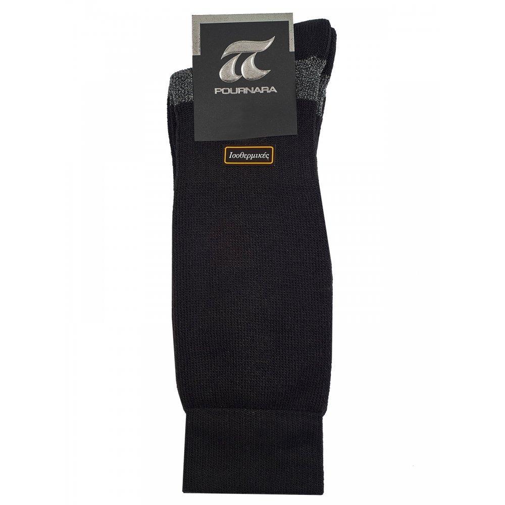 Pournara Ανδρική Κάλτσα Ισοθερμική Πετσετέ
