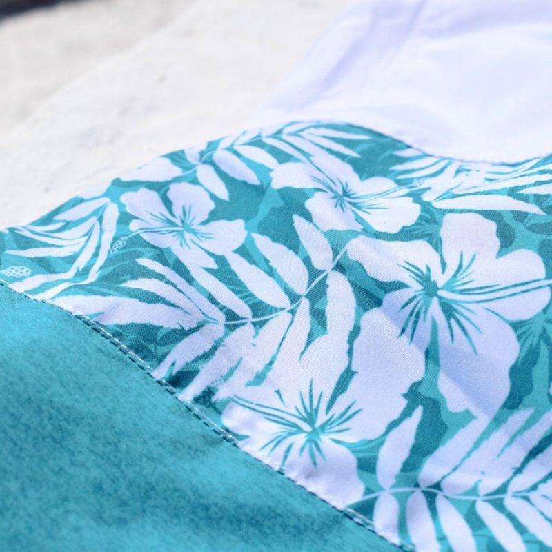 Ανδρικό Μαγιό Cayos Swim Με Σχέδιο Λουλούδι