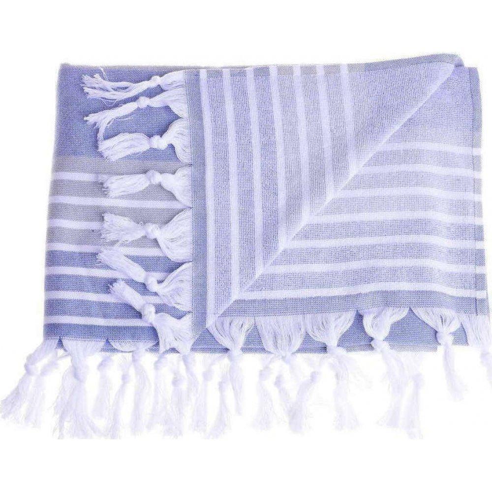 Πετσέτα Θαλάσσης Ριγέ (75x160)