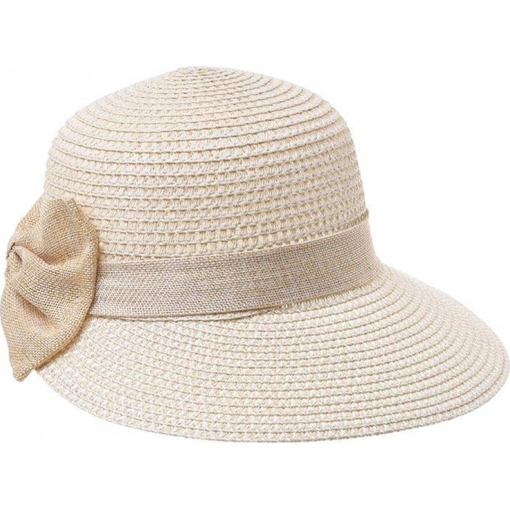 Γυναικείο Καπέλο Ψάθινο Μπέζ BLE