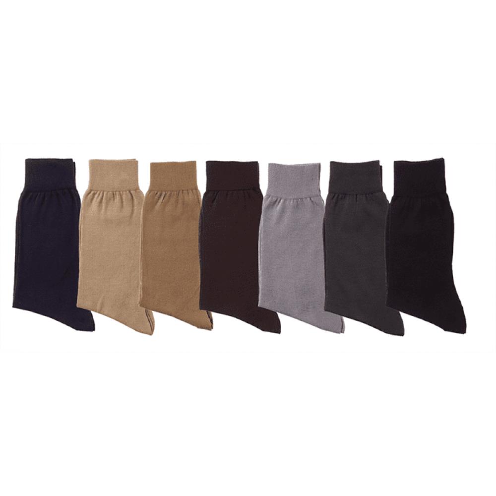 ME-WE Ανδρική Κάλτσα 100% μερσεριζέ βαμβάκι