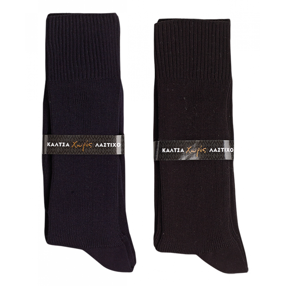 ME-WE Ανδρική Κάλτσα Χωρίς Λάστιχο