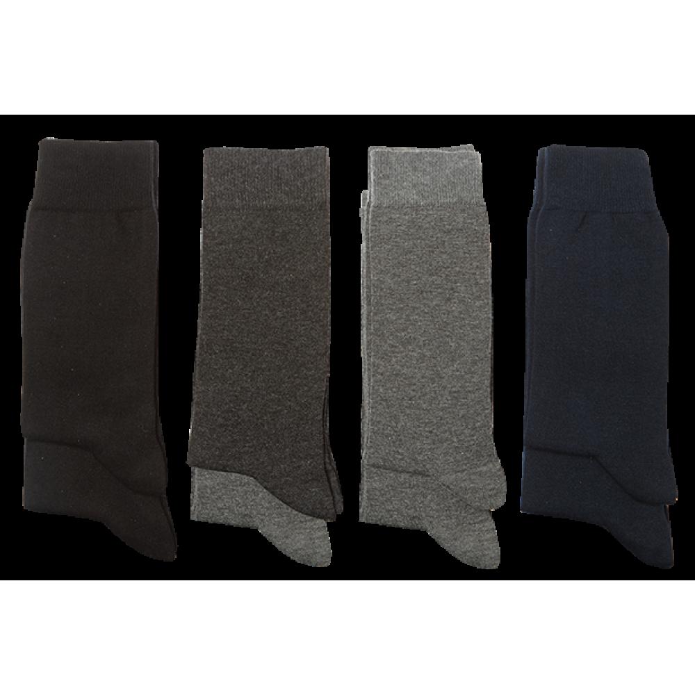 Me-We Ανδρική Κάλτσα Βαμβακερή Casual Συσκευασία με 2 Ζεύγη