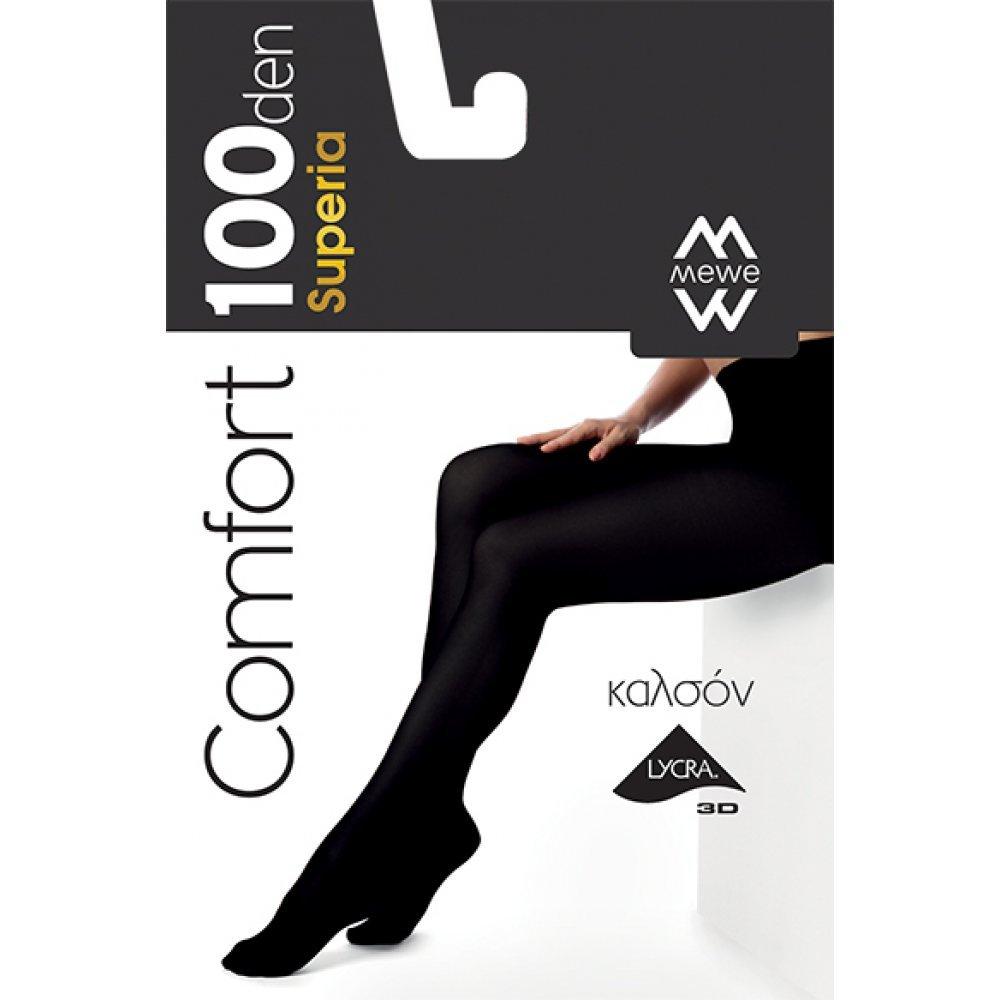 ME-WE Γυναικείο Καλσόν της σειράς Comfort 100 Den