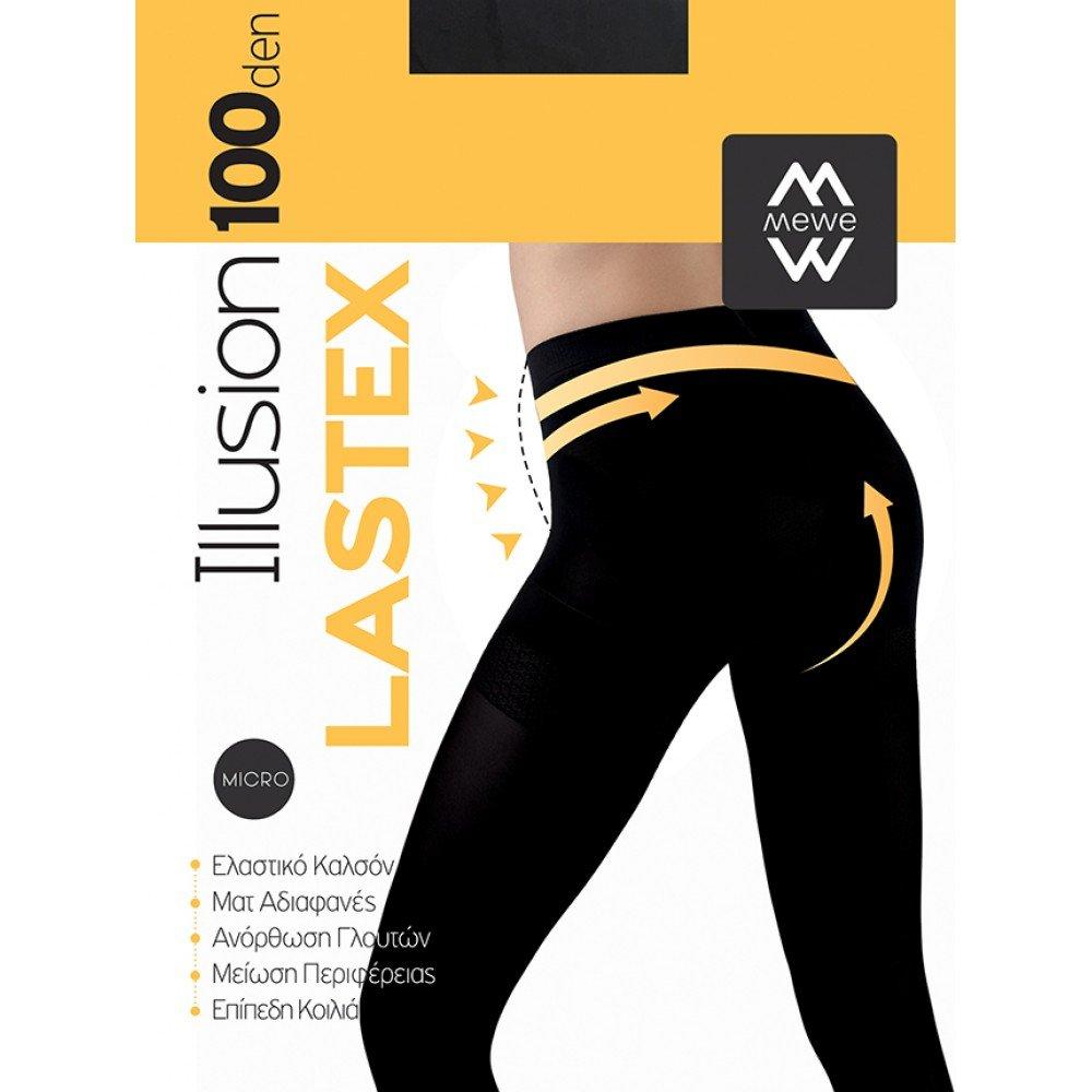 ME-WE Γυναικείο Καλσόν σύσφιξης με λαστέξ της σειράς Illusion 100 Den
