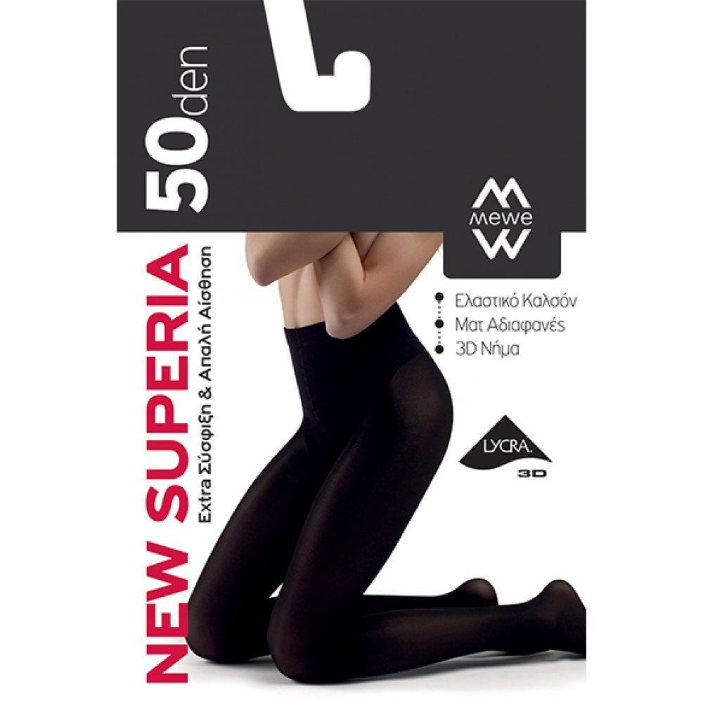 ME-WE Γυναικείο καλσόν σύσφιξης της σειράς New Superia 50 Den