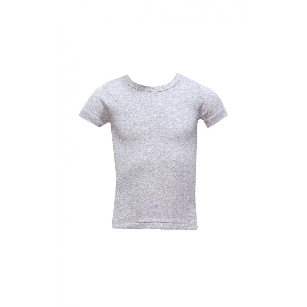 Minervakia Παιδικό Μπλουζάκι Με Κοντό Μανίκι Σειρά  Basic