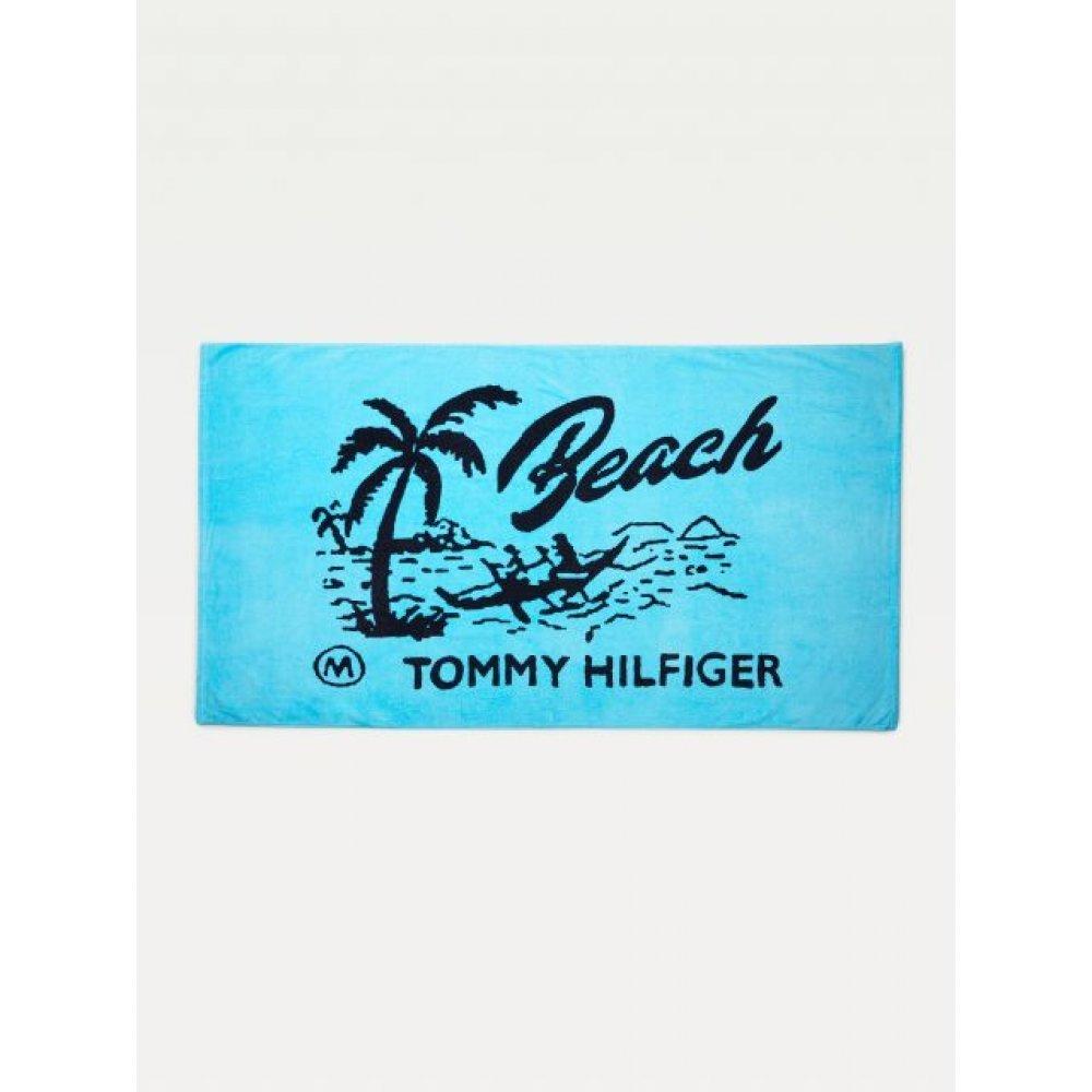 Πετσέτα Θαλάσσης Tommy Hilfiger